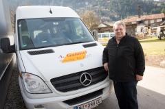 Anton Gantner Taxi - Mietwagen - Bus