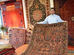 Arabgarey Orientteppich