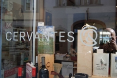 Cervantes & Co Buch u. Wein
