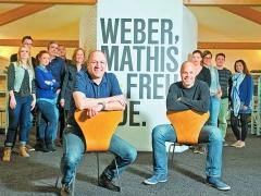 Weber, Mathis und Freunde